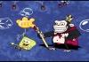 בוב ספוג מפוצץ בועות