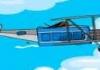 לעוף עם השירותים 2